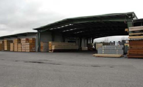 Üzemi terület / székhely közelében 2425 Nickel falu , mintegy 60.000 m², Vásárlás (Objekt Nr. 050/00685)